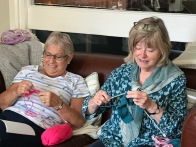 Wolverhampton Amnesty Knitting for Naz